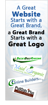 great brand starts with great logo
